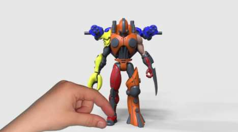 Magnetic Action Toys