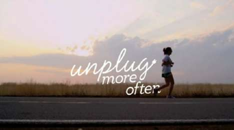 Technology Respite Commercials - Massage Envy Urges People to 'Unplug More Often' with a Membership