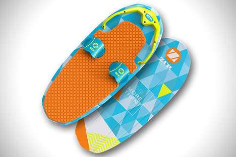Versatile Water Sports Boards - The 'ZUP Board' Offers a Different Kind of Water Sport Experience