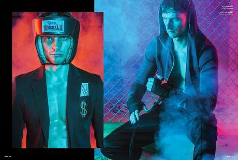 Chromatic Boxer Editorials