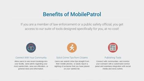 Public Safety Apps - The Mobile Patrol Platform is a Helpful Tool for Journalists or Law Enforcement