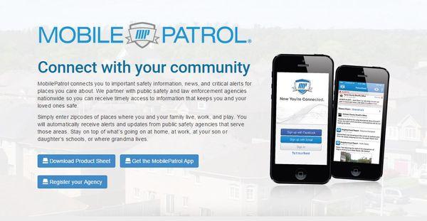 Public Safety Apps : Public Safety App