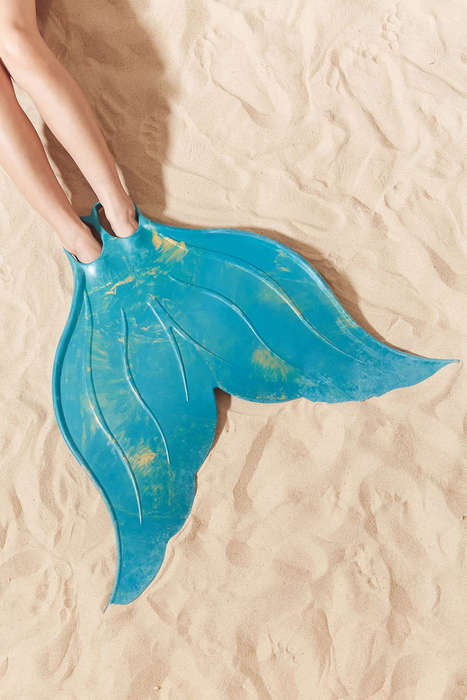 Mermaid Swimming Flippers