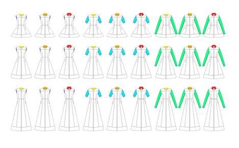 Dress Customization Platforms