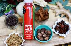 Cold-Pressed Fruit Water - The New 'WTRMLN WTR' is a Refreshing Beverage Made from Watermelons