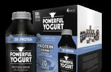 Probiotic Protein Drinks