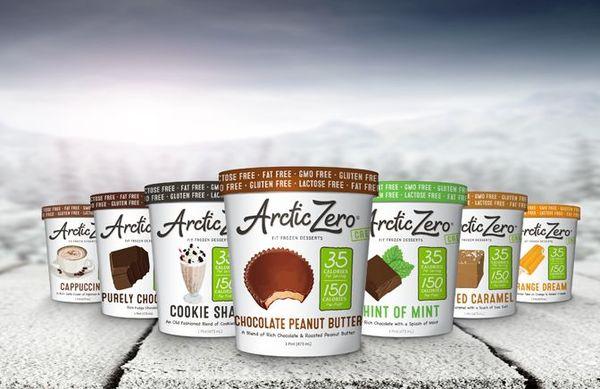 18 Eye-Catching Ice Cream Brands