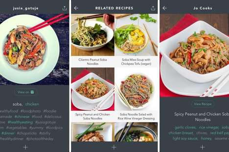 Recipe Finder Apps