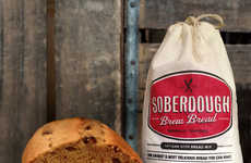 Savory Beer Breads - Nashville-Based 'SoberDough' Has Produced a Line of Artisan Beer Bread Mixes