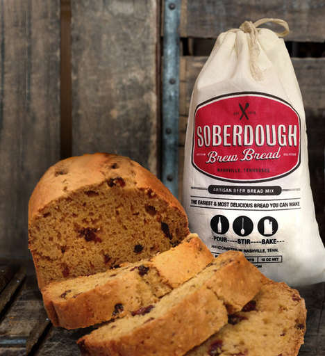 Savory Beer Breads