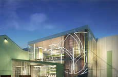 Vertical Farming Facilities - AeroFarms' Vertical Eco Farming Building Will Be the World's Largest