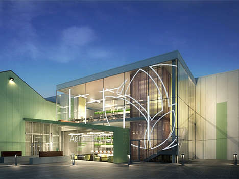 Vertical Farming Facilities