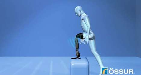 Thought-Controlled Bionic Legs