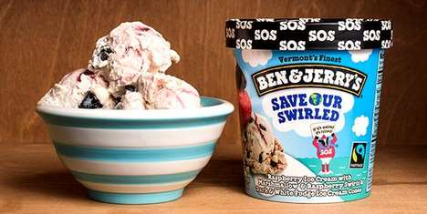 Eco-Friendly Ice Creams
