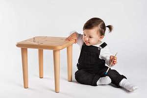 Infant Artist