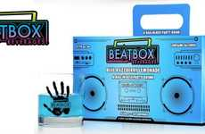 Party-Ready Wine Boxes - 'BeatBox Beverages' Have Made a Boxed Wine That is Anything But Boring