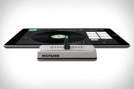 Smart DJ Mixing Boards