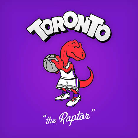Animated Sports Jerseys