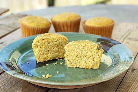 Spicy Gluten-Free Muffins