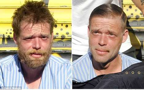 Homeless Haircut Projects