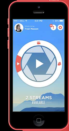 Private Broadcasting Apps - 'Skeegle' is a Mobile Live-Streaming App Exclusively for Private Groups