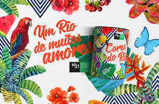Tropical Soap Branding
