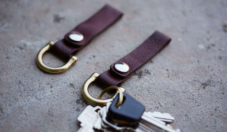 Artisanal Key Ring Accessories