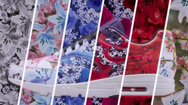 28 Floral Footwear Designs