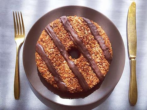 Supersized Samoa Cakes
