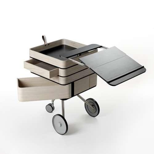 Mobile Desks On Wheels The Home Office Trike