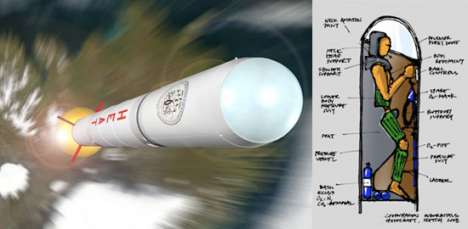 Personal Rocket Rides