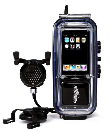Underwater iPod Cases - The iDive 300