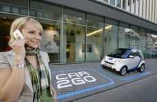 19 Cent a Minute Cars - Smart2go Urban Vehicle Shares