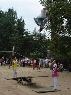 Extreme Acrobatics