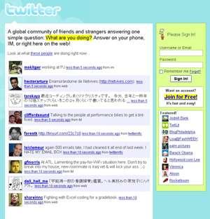 Twitter for Terrorists