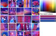 Color-Based Photo Searching - Multicolr for Flickr