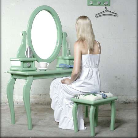 Doll-House Inspired Furniture