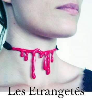 Blood Inspired Jewelry
