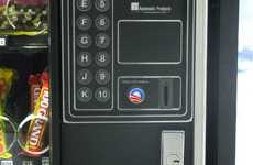 Vending Machine Votes - Guerrilla Obama Support