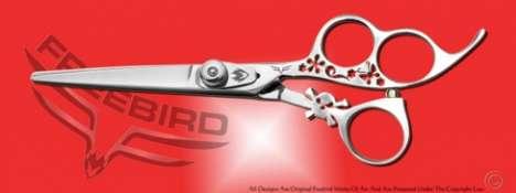 Tattoo-Inspired Scissors
