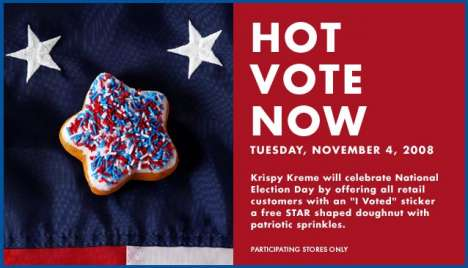 Political Bribery at Krispy Kreme