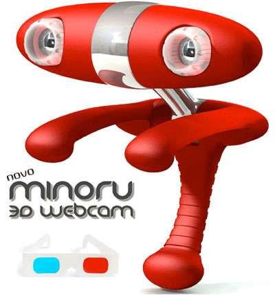 3D Web Cams