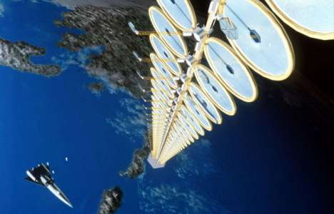Solar-Powered Satellites