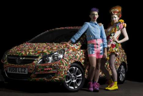 Candy Covered Cars