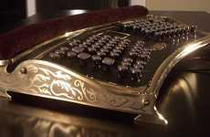 Steampunk Keyboards