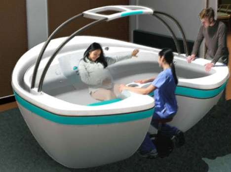 Home Birthing Tubs