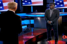 Interviews via Hologram - Will.i.am Beamed Onto CNN To Talk Obama