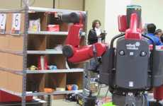Warehouse Robotics Competitions - The Amazon Picking Challenge Involved Designing Warehouse Robots