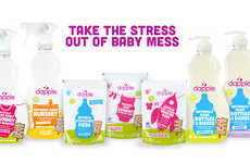 Baby-Friendly Cleaners - Dapple is an Eco-Friendly Cleaning Product for Kids' Toys and Messes