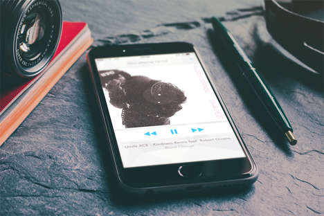 Minimalist Music Apps